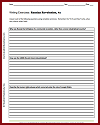 Russian Revolution Writing Exercises Handout #2