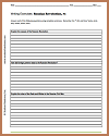 Russian Revolution Writing Exercises Handout #1
