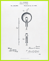 Edison's Light Bulb Patent (1880)