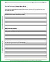 World War II Writing Exercises Handout #1