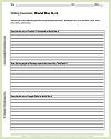 World War II Writing Exercises Handout #2