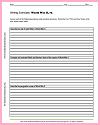 World War II Writing Exercises Handout #3