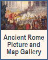 Ancient Rome Maps and Pictures