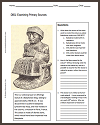Ancient Babylonian Artifact DBQ Worksheet