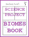 My Book About Biomes Science Project
