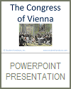 Congress of Vienna Powerpoint Presentation with Guided Student Notes  (PPT/PPTX/PDF)