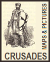Crusades Maps and Pictures