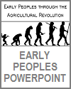 Early Peoples through the Agricultural Revolution Powerpoint
