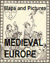 Medieval Europe Maps and Pictures