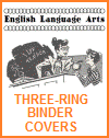 Three-ring Binder Covers