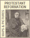 Protestant Reformation Maps and Pictures