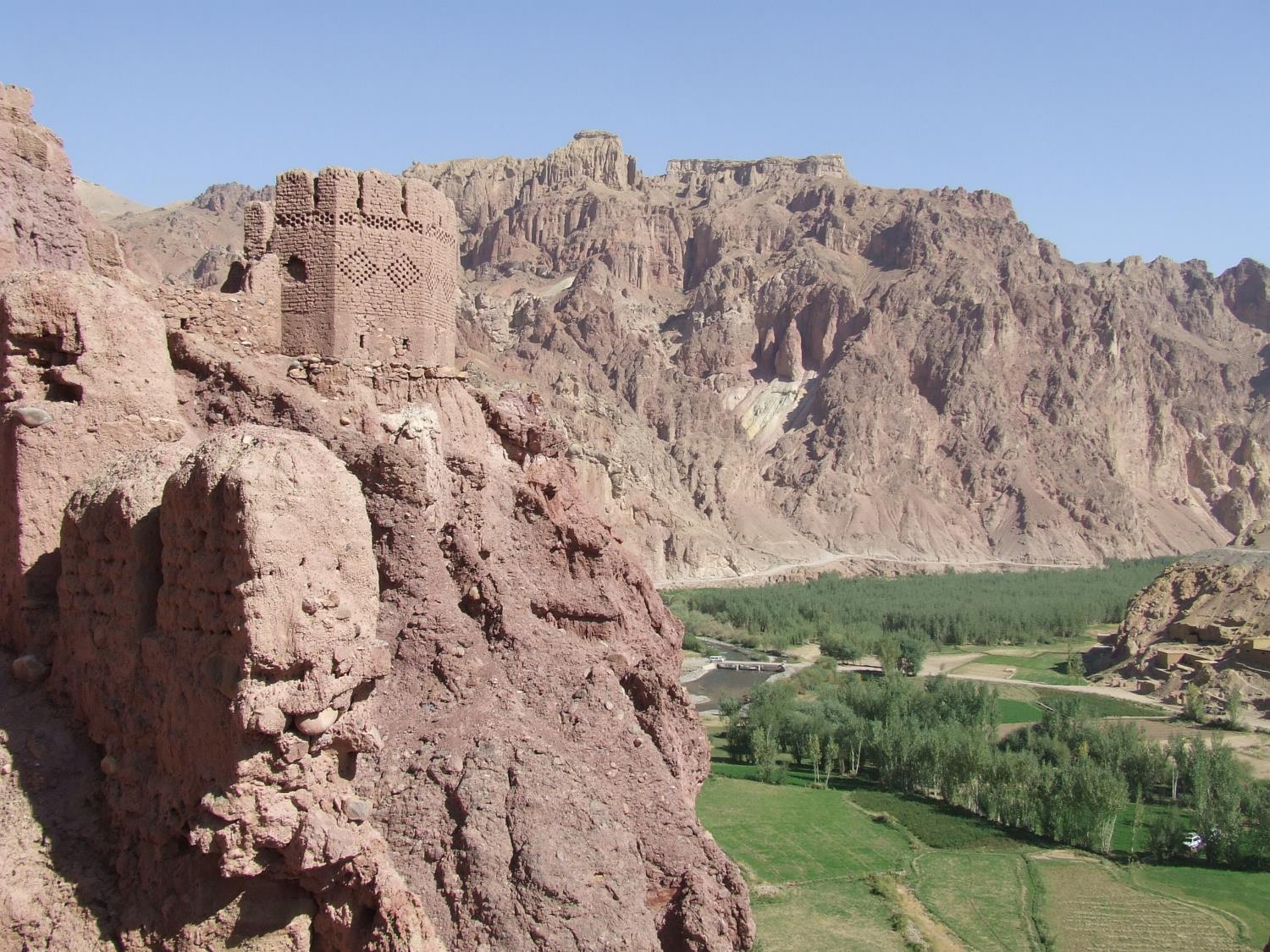 Shahr-i-Zohok: Afghanistan's Red City