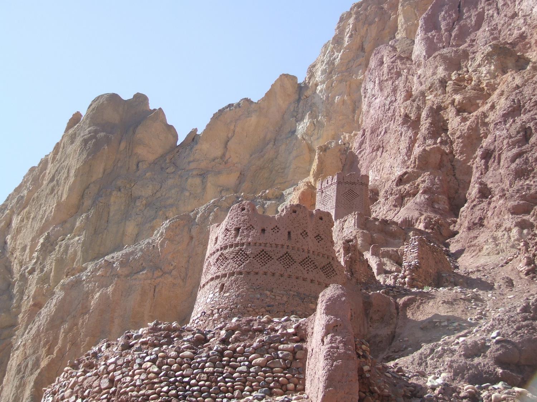Shahr-i-Zohok, Afghanistan