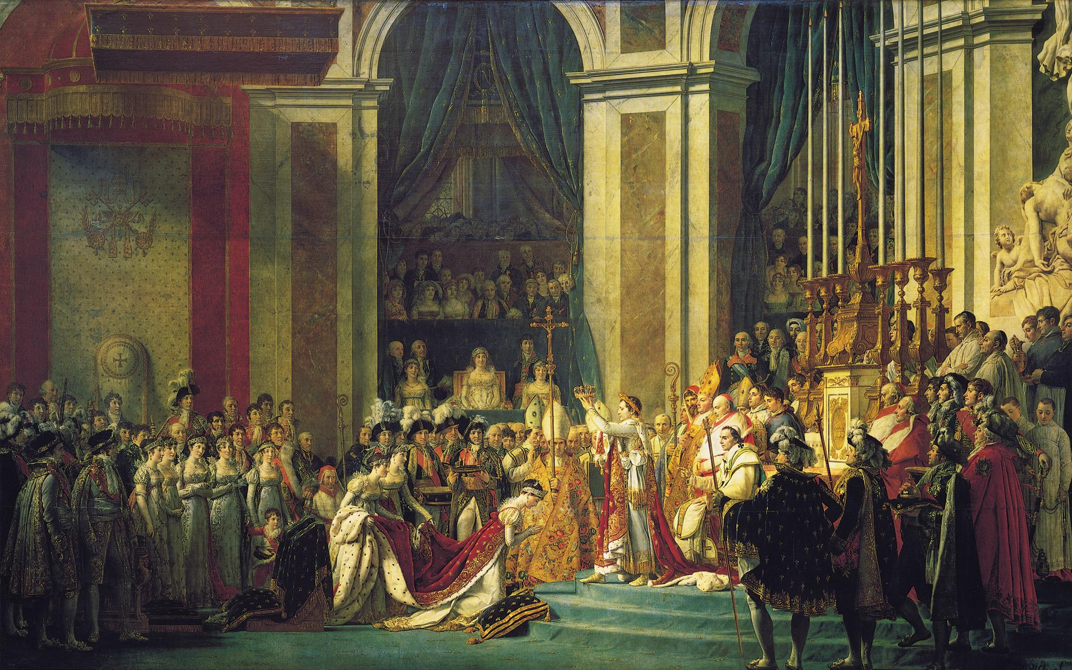 Coronation of Josephine