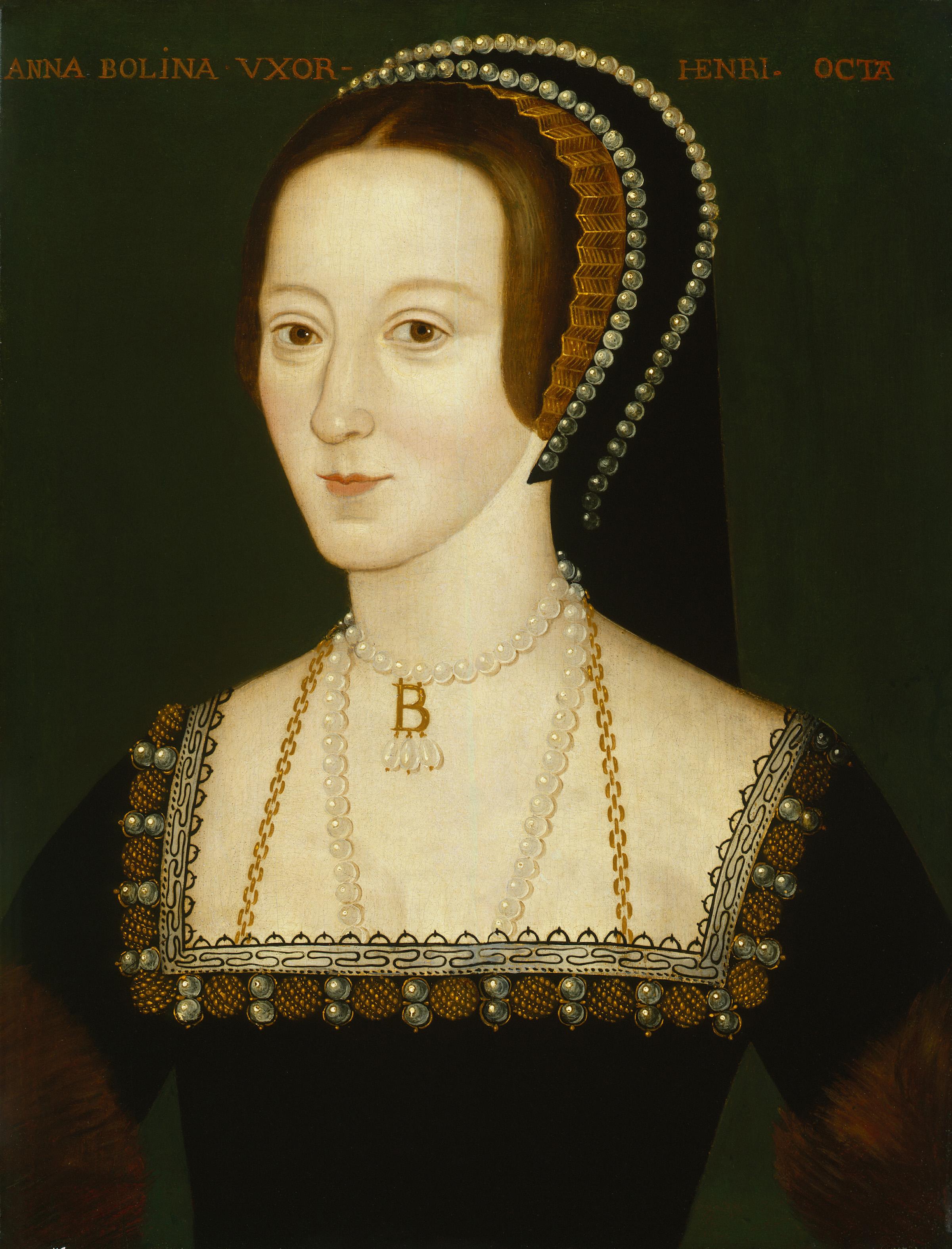 Anne Boleyn (circa 1501-1536)