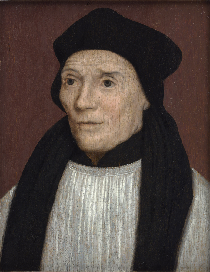 Cardinal John Fisher (1469-1535) - Executed by Henry VIII of England