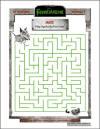 Sparky Printable Puzzle Maze (Frankenweenie, 2012)