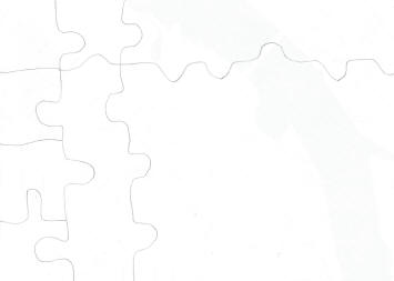 How to Draw Lines for Puzzle Pieces