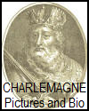 Charlemagne Pictures and Biography