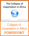 Collapse of Imperialism in Africa PowerPoint
