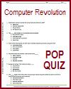 Computer Revolution Pop Quiz