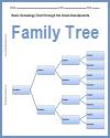 Family Tree-Genealogy-Ancestry Charts