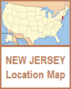 New Jersey Location Map