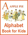 A Is for Apple Pie - Alphabet Book
