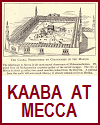 Caaba or Kaaba at Mecca