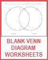 Blank Venn Diagram Worksheets