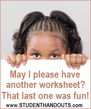 Worksheets K12 Worksheets free k 12 educational materials worksheets lesson plans and for teachers students of all subjects