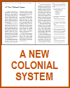 A New Colonial System Reading with Questions