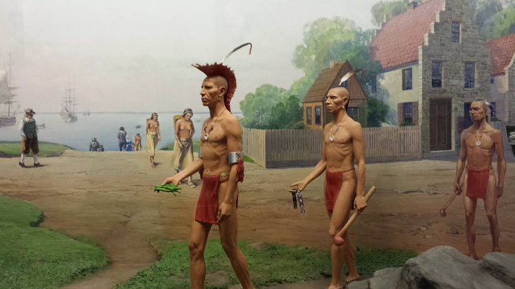 Native Americans of Old New York