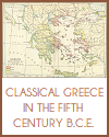Map of Classical Greece
