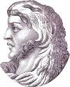 Alaric the Bold in Profile