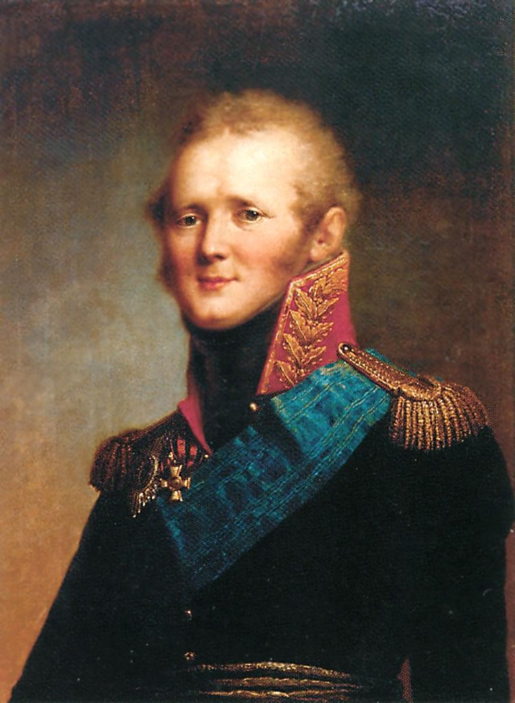 Tsar Alexander I of Russia