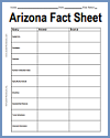 Arizona Research Worksheet