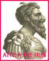 Attila the Hun (circa 406-453)