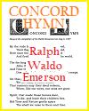 """Concord Hymn"" by Ralph Waldo Emerson"