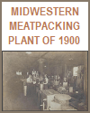 Folger Meatpacking Plant in Toledo, Ohio, circa 1900