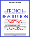 French Revolution Writing Exercises Worksheets