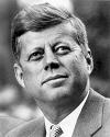 JFK on 20 February 1961