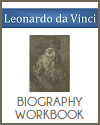 Leonardo da Vinci Biography Workbook