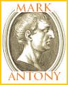 Mark Antony (83-30 BCE)