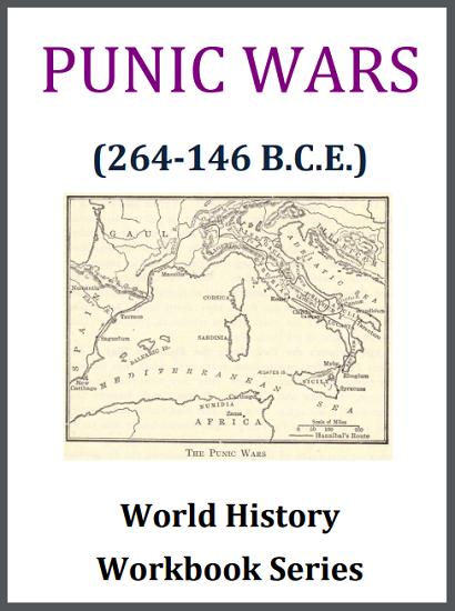 punic wars 264 146 b c e history workbook free to print pdf file for high school world. Black Bedroom Furniture Sets. Home Design Ideas