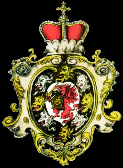 Romanov Dynasty Coat of Arms
