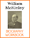 President William McKinley Biography Workbook