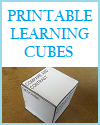 Writing Cubes with Instructions