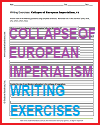 Collapse of Imperialism Writing Exercises
