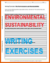 Environmental Sustainability Writing Exercises